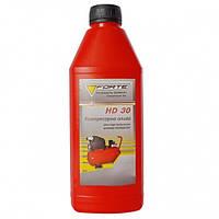 Масло компрессорное Forte ISO100 HD30, 1л