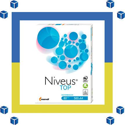 Офисная Бумага А4 Niveus Top (класс В/80 г/м²/лучшие цены), фото 2