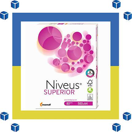 Офисная Бумага А4 Niveus SUPERIOR (класс А/80 г/м²/лучшие цены), фото 2
