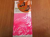 Носки женские с ажурной резинкой,Нарис