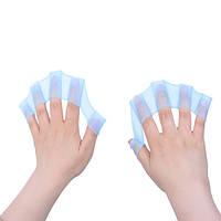 Ласты для рук (голубые)