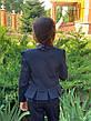 Пиджак школьный на девочку 122-134см, фото 6
