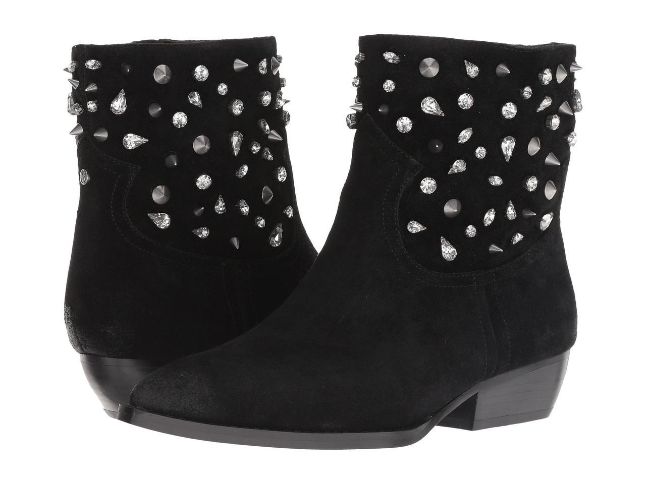 Ботинки Sam Edelman Avril Black Velutto - Оригинал, фото 1