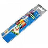 Олівці двохсторонні Marco 24 кольори трикутні, Grip-Rite арт. 9121