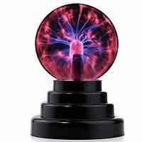 Ночник-шар плазменный Plasma Light Magic Flash Ball BIG 5 дюймов (sp4288)