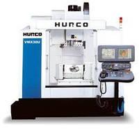 5-осевой вертикальный фрезерный станок с ЧПУ Hurco VMX 30 U