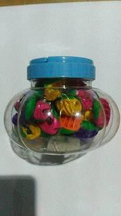 Точилка пластиковая 30 разноцветная арт. 335