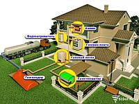 Система автономного газоснабжения для частного дома