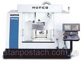 5-осевой вертикальный фрезерный станок с ЧПУ Hurco VMX 42 U