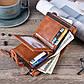Брендовый мужской кошелек Aelicy, фото 8