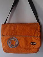 Сумка для молодой мамы Bertoni (оранжевая)