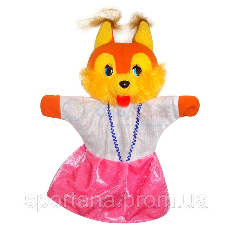 Кукла-перчатка «Белочка»