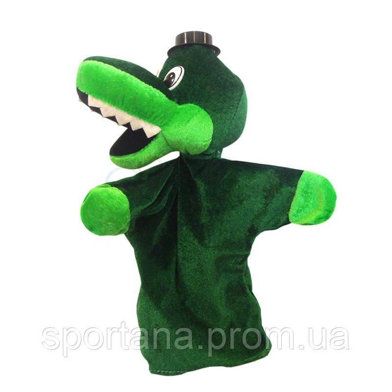 Кукла-перчатка «Крокодил»