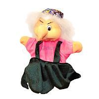 Кукла-перчатка «Баба Яга»