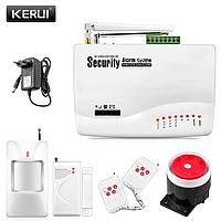Сигнализация для дома или квартиры комплект GSM Alarm System G10A