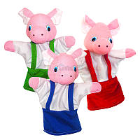 Набор кукол-перчаток «Три Поросенка»