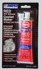 Герметик силиконовый для прокладок красный Abro Masters 11AB-CH (Китай)