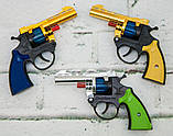 Набор: Пистолет на пистонах + 50 упаковок пистонов, фото 3