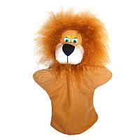 Кукла-перчатка «Лев»