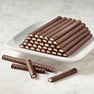 Шоколадные палочки Maitre Truffout Chocolate Sticks с апельсином 75г, фото 3