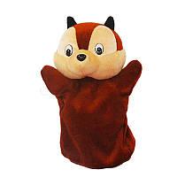 Кукла-перчатка «Бурундук»