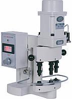 Пресс для установки фурнитуры трехпозиционный  электромагнитный  DZN-3