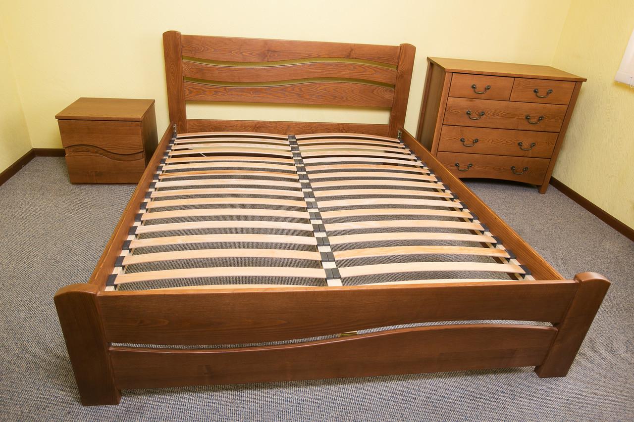 Кровать Женева  (ясень)
