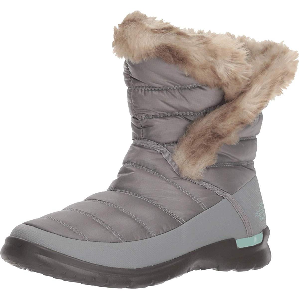 Ботинки The North Face ThermoBall Microbaffle Bootie II Gray - Оригинал, фото 1