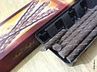 Шоколадные палочки Maitre Truffout Chocolate Sticks с апельсином 75г, фото 4
