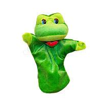 Кукла-перчатка «Лягушка»