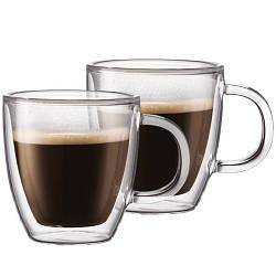 Набор Bodum Bistro 2 чашки х 150 мл (10602-10)