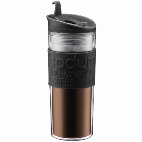 Кружка Bodum Travel Mug Black 450 мл (11685-01)