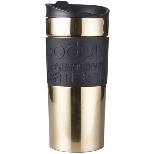Термокружка Bodum Travel Mug Gold 350 мл (11068-18S)