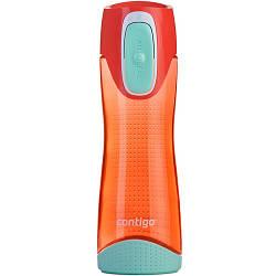 Бутылка для воды Contigo Swish Autoseal Pink Peach (1000-0618) 500 мл