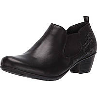 Ботинки Rieker R7575 Queenie 75 Black - Оригинал