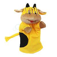 Кукла-перчатка «Соломенный бычок»