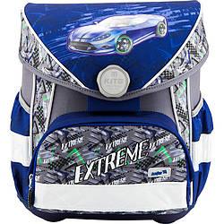 Рюкзак каркасный ортопедический школьный Extreme Kite
