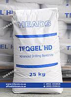 Высококачественный бентонит TEQGEL HD для ГНБ установок всех типов