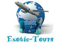 Путешествуй с «Exotic-Tours»!!!