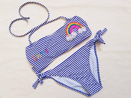 Купальник детский SAME GAME 5420 Новелла электрик (есть размеры 34 36 38 40 42), фото 2
