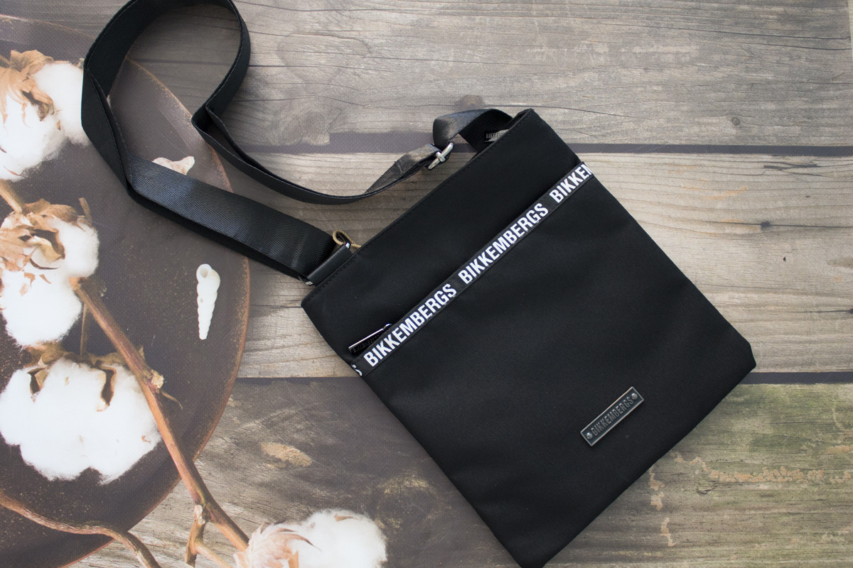 Чоловіча сумка через плече Bikkembergs