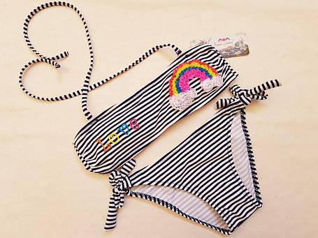 Купальник детский SAME GAME 5420 Новелла черный (есть размеры 34 36 38 40 42), фото 2