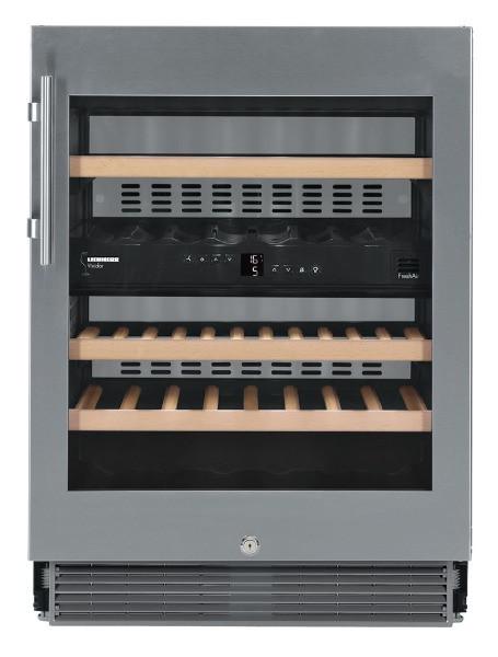 Встраиваемый холодильник для вина Liebherr UWTes 1672 Vinidor