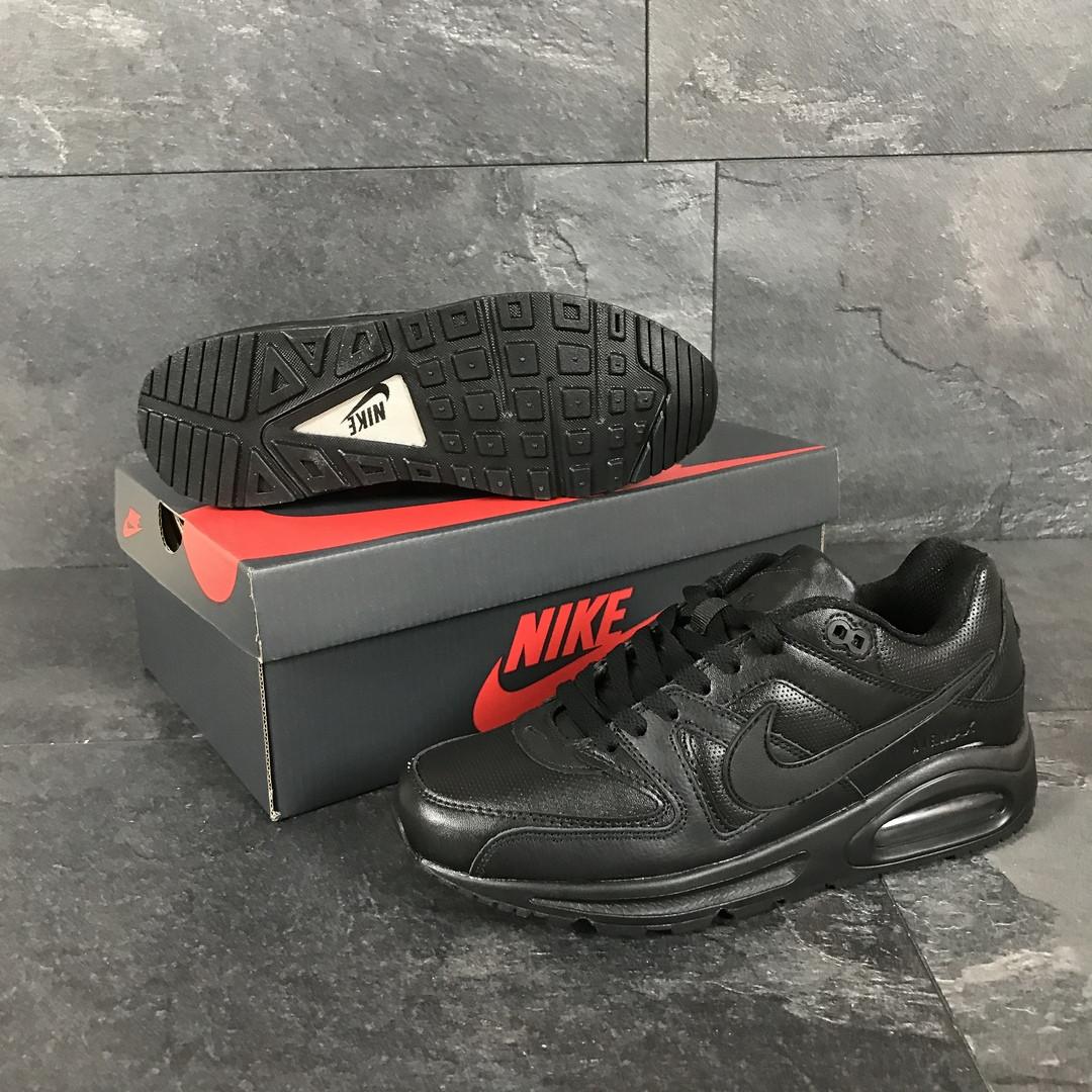 Мужские кроссовки Nike Air Max,черные
