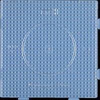 Прозоре Поле квадрат для термомозаики Hama Midi