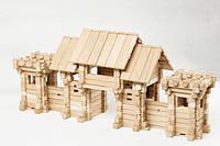 Деревянный конструктор Игротеко Въездные ворота (900354)