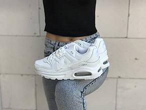 Женские кроссовки Nike Air Max,белые, фото 3