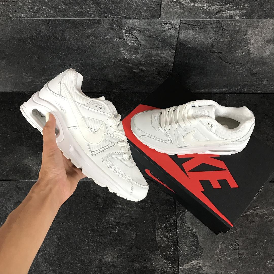 Женские кроссовки Nike Air Max,белые