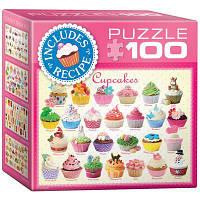 Классический пазл EuroGraphics Кексы 100 элементов (8104-0519)
