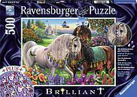 Пазл Ravensburger Пара лошадей 500 элементов (RSV-149117)